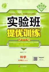 2020年实验班提优训练九年级科学上册浙教版