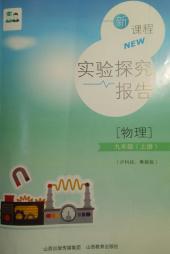 2021年实验探究报告九年级物理上册粤教版