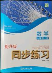 2021年同步练习九年级数学浙教版提升版浙江教育出版社