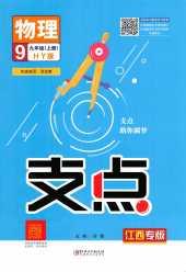 2021年支点(江西专版)九年级物理上册沪粤版