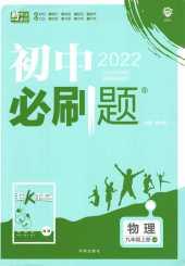 2021年初中必刷题九年级物理上册沪科版