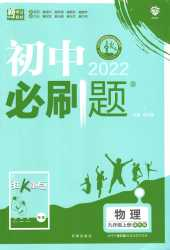 2021年初中必刷题(山东专版)(五四制)九年级物理上册鲁科版
