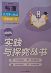 2021年实践与探究丛书九年级物理人教版