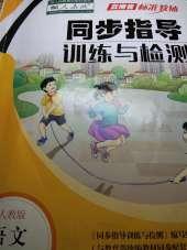2021年云南省标准教辅同步指导训练与检测五年级语文人教版