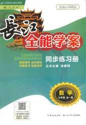 2021年长江全能学案九年级数学人教版