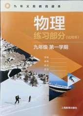 2021年物理练习部分九年级物理上册沪教版