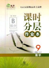 2020年课时分层作业本B部分九年级数学上册深圳专版
