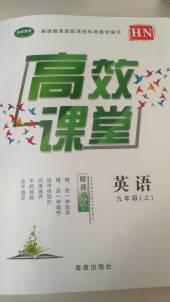 2020年高效课堂九年级英语上册沪教牛津版