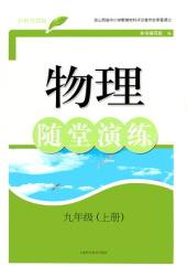 2020年沪科粤教版物理随堂演练