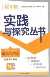 2020年实践与探究丛书九年级政治上册人教版